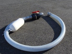 SEA SLUG SUCTION HOSE ASSY