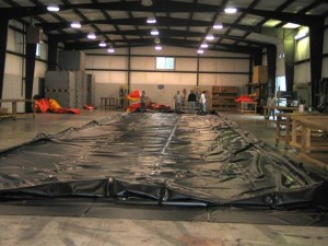Protective Ground Sheet