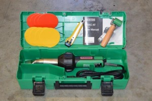 Heat Gun w/ Repair Kit